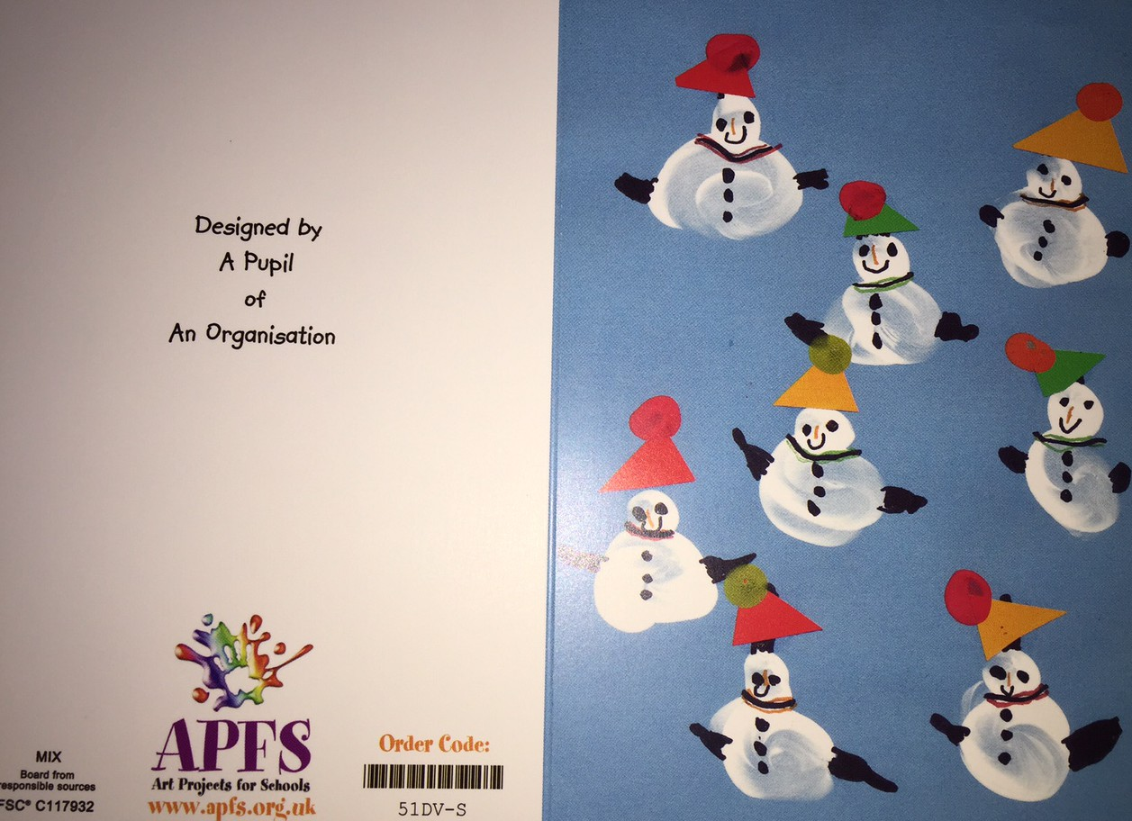 DESIGN YOUR OWN CHRISTMAS CARDS Phil and Jims PTA